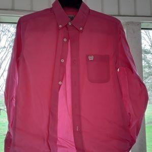 Boys Cinch shirt size 10